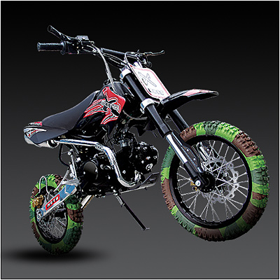 Captivating Frame, Special Tires And Stiff Suspension To Navigate Hilly, Rough Terrain  In All Types Of Weather. Dirt Bikes Are Used In ...